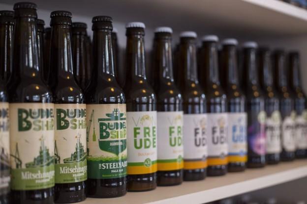 Brewcomer Flaschen