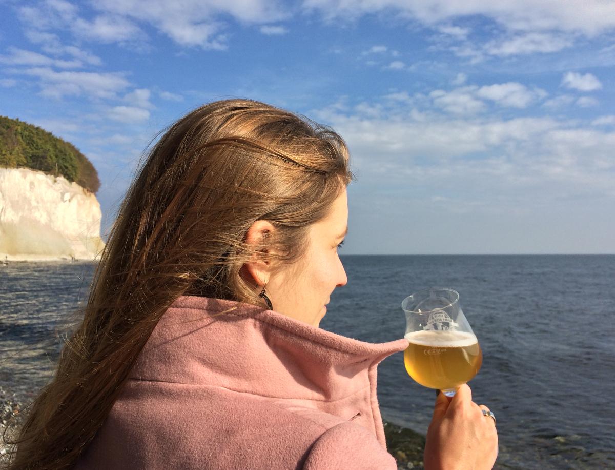 Verkostung Insel Kreide Rügen