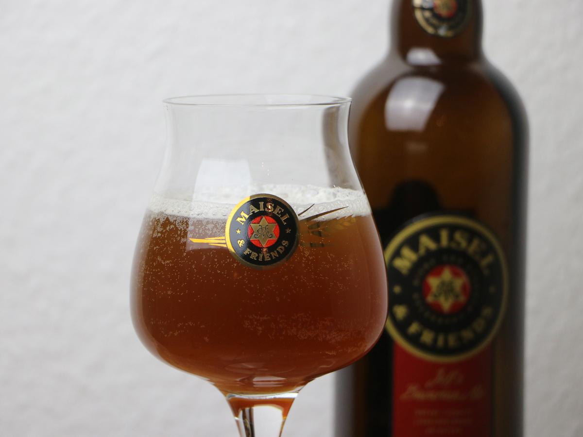Weizenbier Jeff's Bavarian Ale