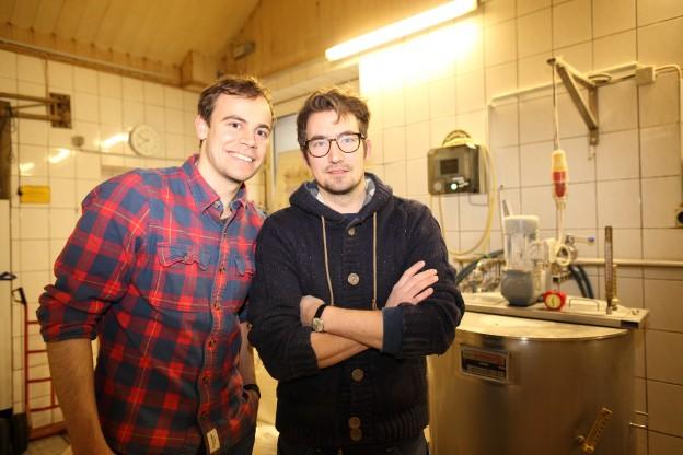 Lillebräu - Flo und Max