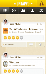 Untappd Screenshot