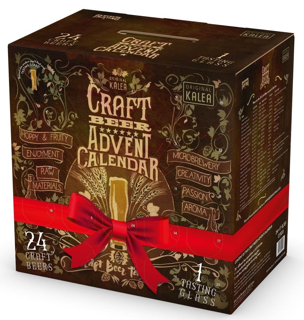 Craft Beer Adventskalender von Kalea