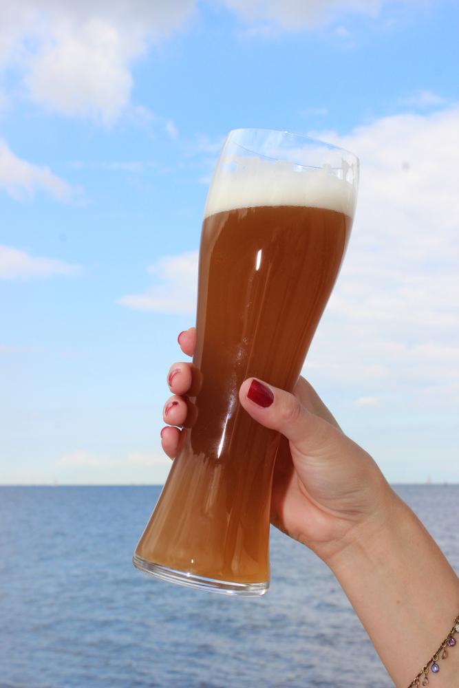 Zwönitzer Bio-Weißbier-Glas