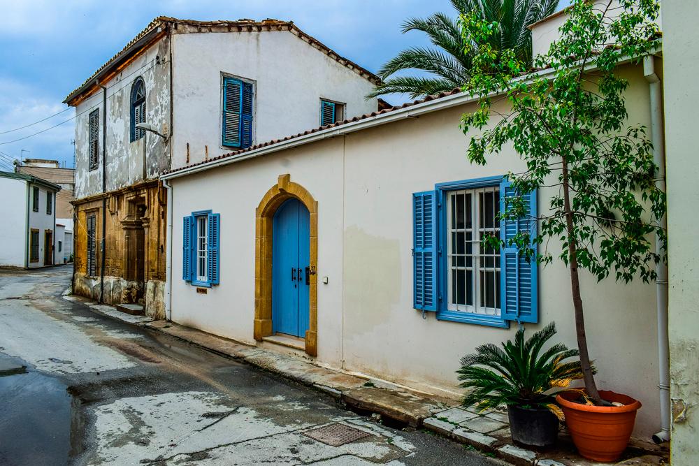 Zypern Stadtbild