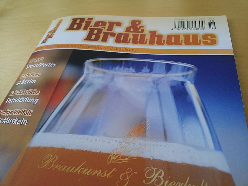 Bier & Brauhaus Titel