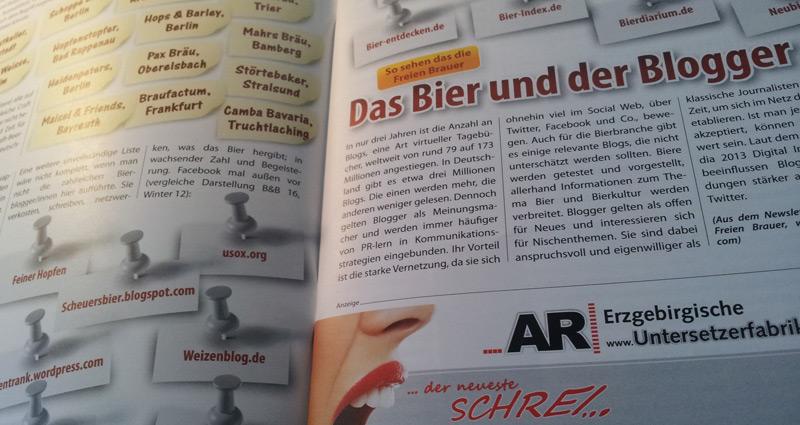 Bier & Brauhaus Artikel