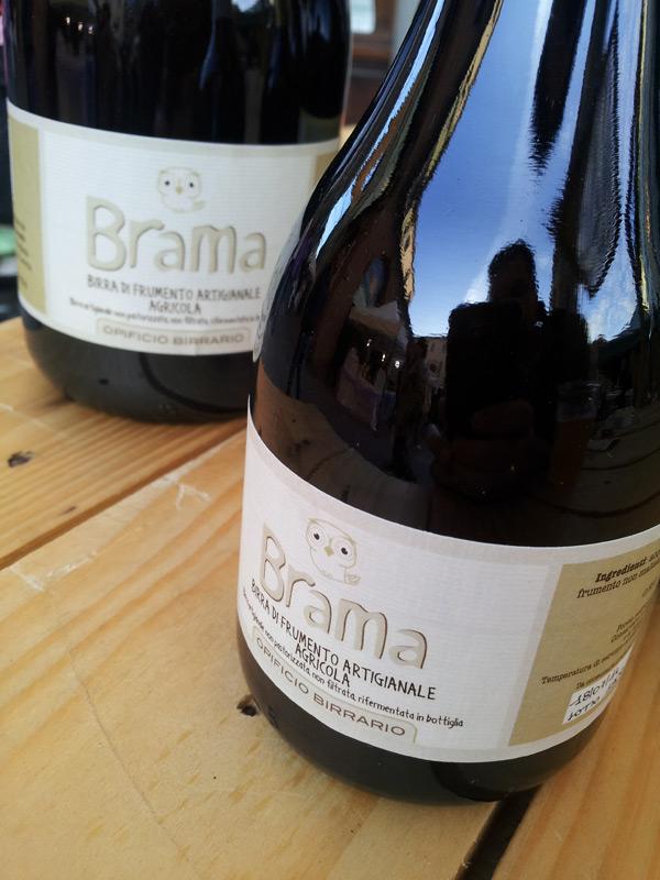 brama-flasche