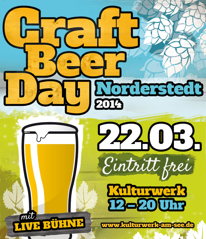 Craft Beer Day Norderstedt 2014